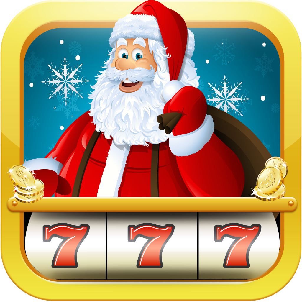 Christmas Santa slot game - Best New Year Luck to Those Who Win Free